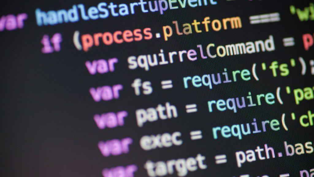 DNAMIC - Node.js code on a screen